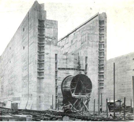 Locks under construction