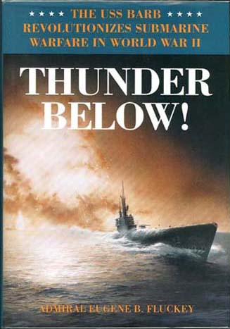 Thunder Below Book