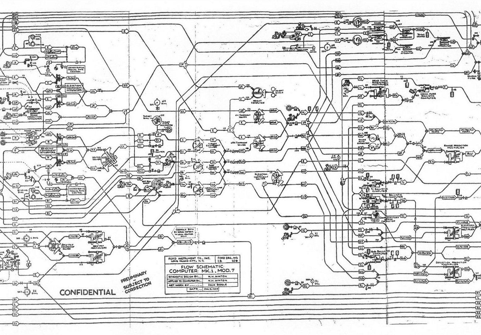 Computer schematic wiring diagram hp compaq computer schematic diagram flow schematic computer mk 1mod 7
